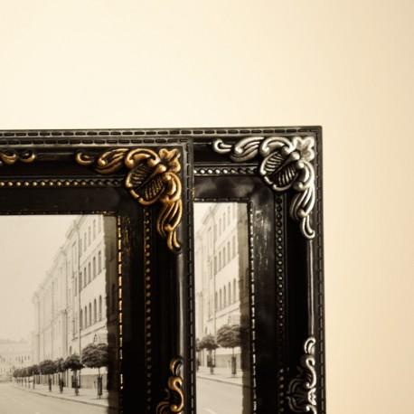 Henzo Fotorámeček Henzo Barok Ornate • 13x18 cm Barva stříbrná