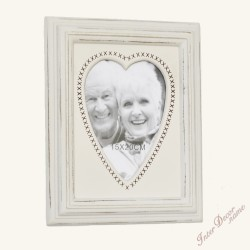 Fotorámeček Vintage Srdce • 15x20 cm