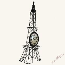 Věžové hodiny • Rozhledna