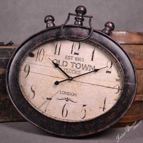 Nástěnné hodiny OLD TOWN