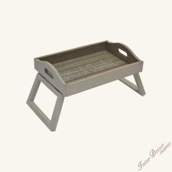Servírovací stolek na opěrku Service de Chambre