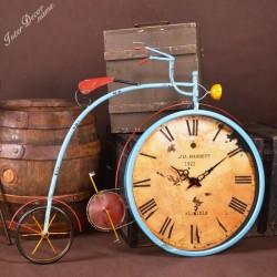 Cyklistické hodiny • Vysoké kolo • Detail