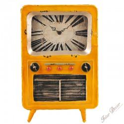 Hodiny Old Television