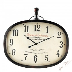 Wall clock Antione de Praiteau
