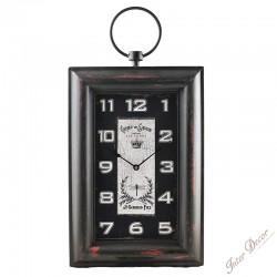 Nástěnné hodiny Creme de Savon Fleur
