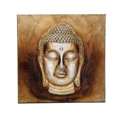 Hlava Buddhy obraz